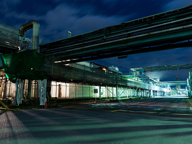 Nashville Industrial Sweeping Services Photo