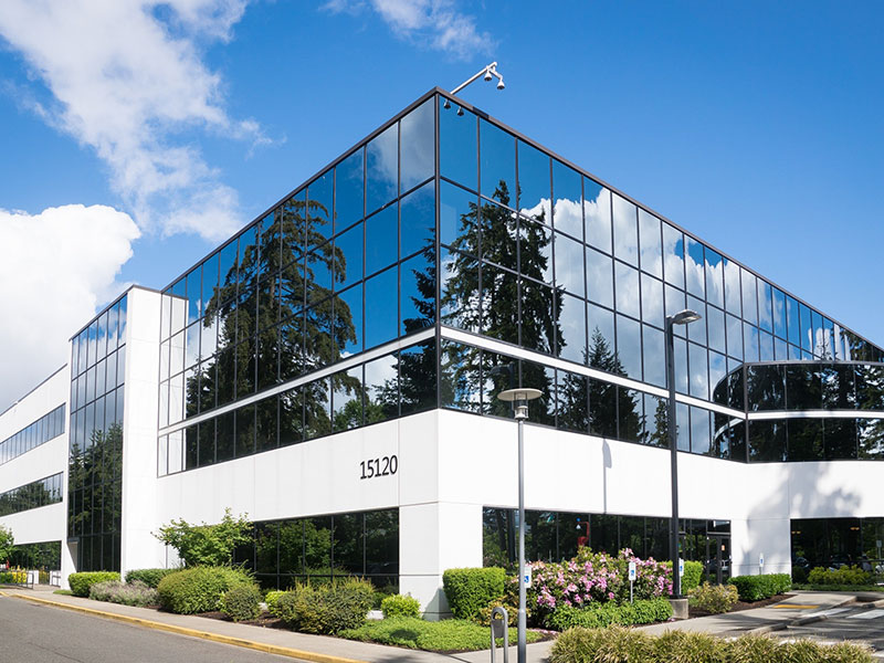 Nashville Commercial Landscaping Services Example Photo