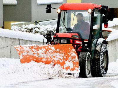 Nashville Snow and Ice Treatment Services Photo