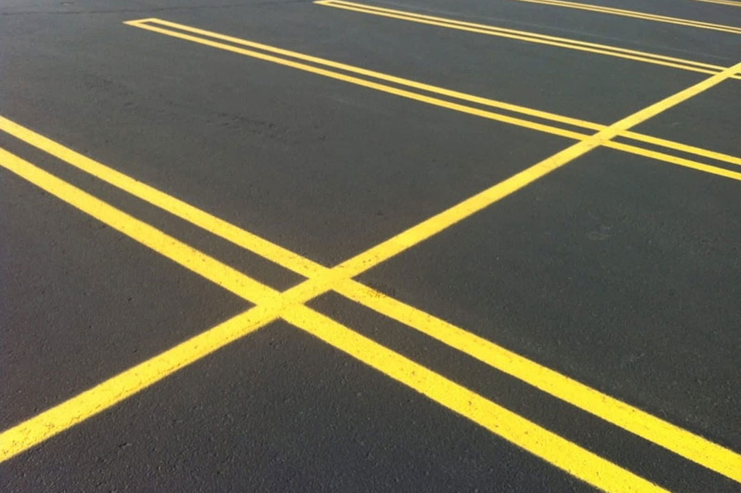 Nashville Tennessee's Official Parking Lot Cleaning and Sweeping Company Photo